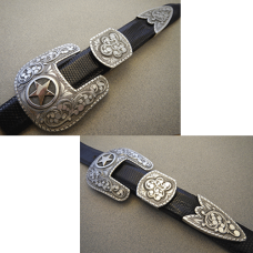 Lone Star Buckle Set - 007